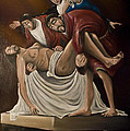 Entombment by Walter Laing