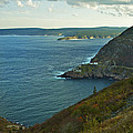 Entrance To St. John's Harbour by Phill Doherty