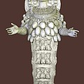 Ephesian Statue Of Artemis by Sheila Terry