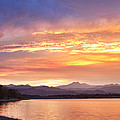Epic August Colorado Sunset  by James BO  Insogna