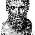 Epicurus (343?-270 B.c.) by Granger