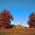 Erdenheim Farm In Autumn by Bill Cannon
