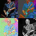 Eric Clapton Pop by Tommy Anderson