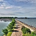 Erie Basin Marina Summer Series 0001 by Michael Frank Jr