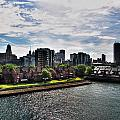 Erie Basin Marina Summer Series 0002 by Michael Frank Jr