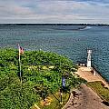 Erie Basin Marina Summer Series 0004 by Michael Frank Jr