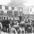 Erie Railway Auction, 1878 by Granger