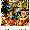 Ernest Saves Christmas by Lou  Novick