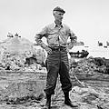 Ernie Pyle (1900-1945). American Journalist. Photograph, C1942 by Granger