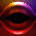 Erotic Lips by Steve K