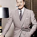 Errol Flynn, Ca. 1950s by Everett