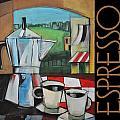 Espresso Poster by Tim Nyberg