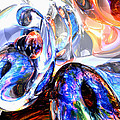 Essence Of Inspiration Abstract by Alexander Butler