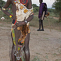 Ethiopia-south Tribesman Boy No.3 by Robert SORENSEN