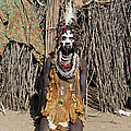 Ethiopia-south Tribesman No.2 by Robert SORENSEN