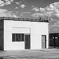 Eugene Building Bw by William Dey