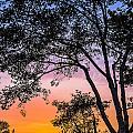 Eureka Sunset by Greg Nyquist