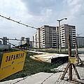 Evacuated Town Near Chernobyl, Ukraine by Ria Novosti