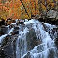 Evans Notch Waterfall by Brenda Giasson