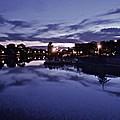 Evening Blues by Joe  Burns