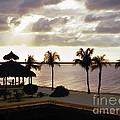 Evening In The Keys - Key Largo by John Waclo
