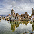 Evening Light At Mono Lake by Wes and Dotty Weber