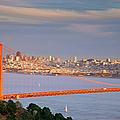 Evening Over San Francisco by Brian Jannsen