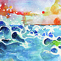Evening Tide by Ginette Callaway