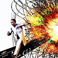 Explosion by Christian Darkin