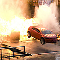 Explosion by Lisha Segur