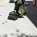 Explosive Ordnance Disposal Technician by Stocktrek Images