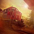 Express Train by Joel Witmeyer