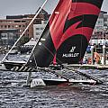 Extreme 40 Team Alinghi 2 by Steve Purnell