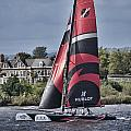 Extreme 40 Team Alinghi by Steve Purnell