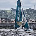Extreme 40 Team Oman Air by Steve Purnell