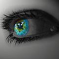 Eye Art by Debbie Portwood