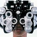 Eye Examination by Adam Hart-davis