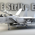 F-15e Strike Eagle by Dale Jackson