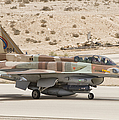 F-16i Sufa Fighting Falcon by Giovanni Colla