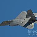 F-22 Lightning 2 Fighter by Tim Mulina