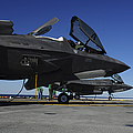 F-35b Lightning II Variants Are Secured by Stocktrek Images