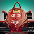 1985 Ferrari 156/85 F1 Nose by Stuart Row