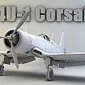 F4u-1 Corsair by Dale Jackson