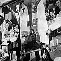 Faber: Mural Painting, C1940 by Granger