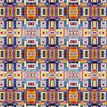 Fabric Art by Munir Alawi