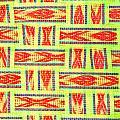 Fabric Background by Tom Gowanlock