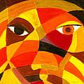 Face 45 by Hakon Soreide