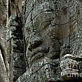 Face Of Stone by Bob Christopher