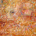 Faces On An Icon by Pg Reproductions