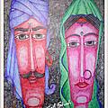 Faces by Sheetal Shah